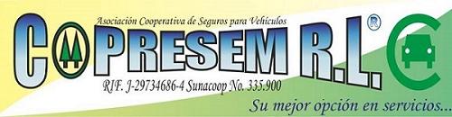 """Asoc. Coop. de Seguros para Vehículos """"COPRESEM"""" R. L."""